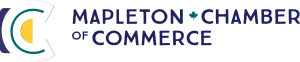 Mapleton Chamber of Commerce logo