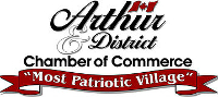 Arthur and District Chamber of Commerce logo