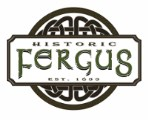 Downtown Fergus BIA logo