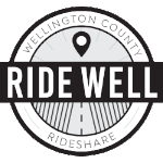 RIDE WELL Logo