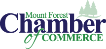 mount forest chamber of commerce logo