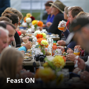Visit our Feast On page