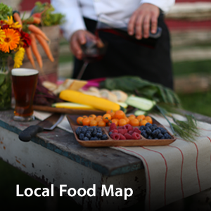 Visit our Local Food Map page