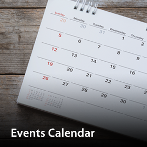 Visit our Events Calendar page