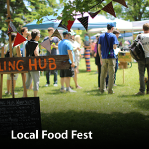 Visit our Local Food Fest page