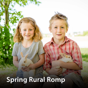 Visit our Spring Rural Romp page