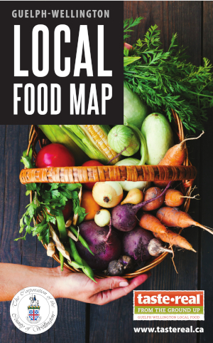 Local Food Map 2021-2022
