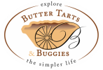 Butter Tarts and Buggies logo