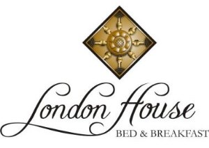London House B and B logo
