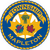 Township of Mapleton logo