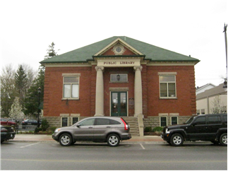 Mount Forest Branch