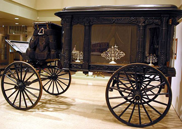 Follow link to the Palmerston Hearse page