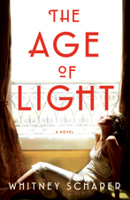 Age of light book cover
