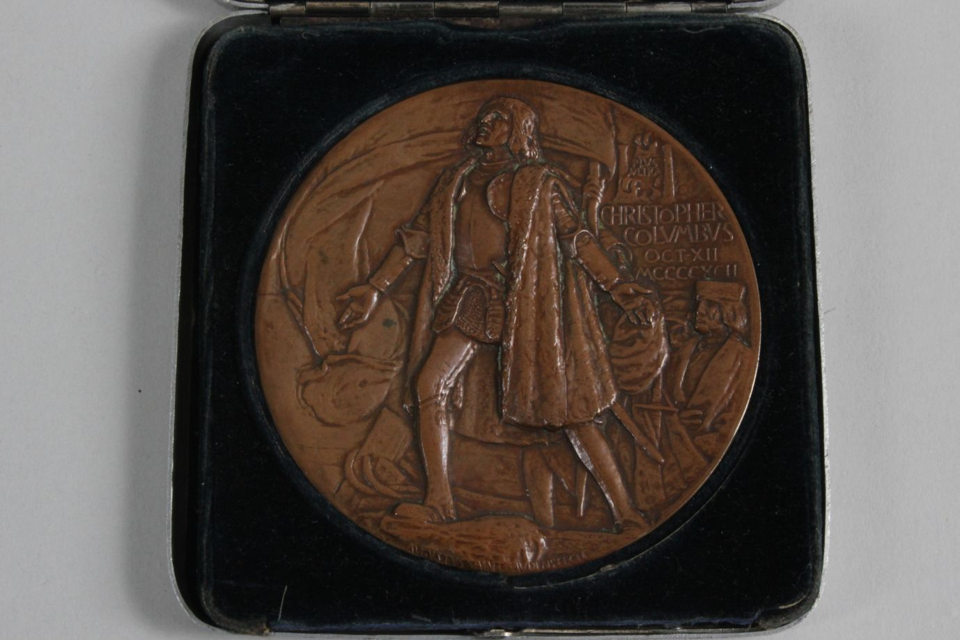 View our Medal_1893 Chicago World's Fair page