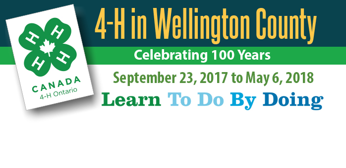 4-H in Wellington County