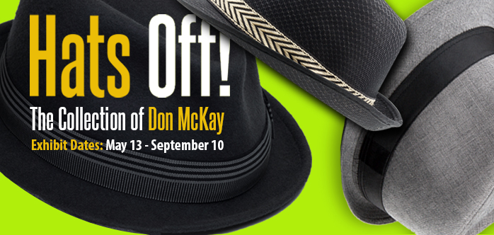 Hats Off image banner