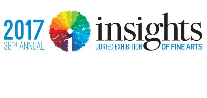 Insights juried exhibition of Fine Arts