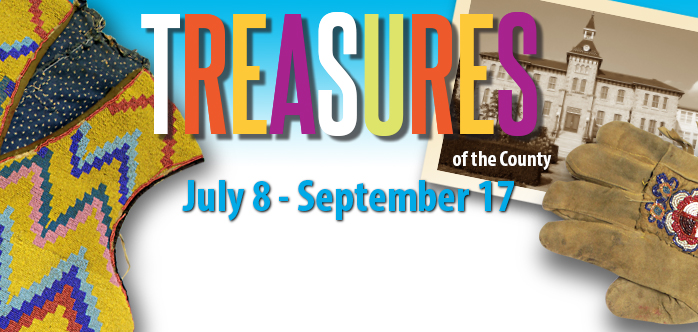 Treasures of the County banner image
