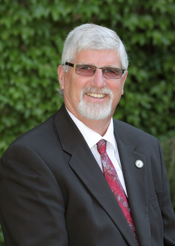 Portrait of Councillor Gary Williamson