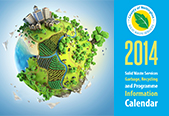 2014 Solid Waste Services Calendar