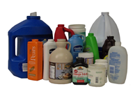 Acceptable Containers - household cleaning