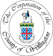 wellington county crest