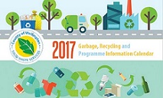 2017 Solid Waste Services Calendar