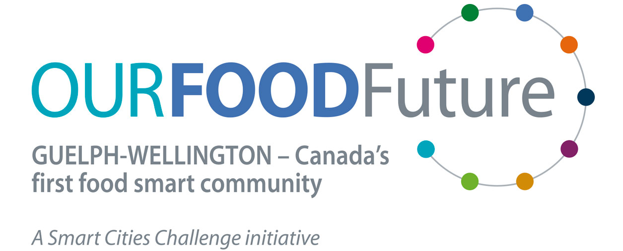 our food future logo