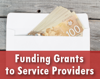 visit our fund grants to service providers page