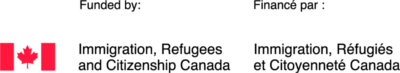 Funded by the Immigration, refugees and citizenship canada