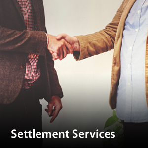 settlement services button 1
